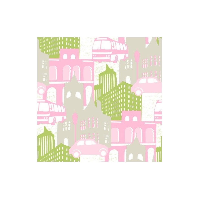 Papel pintado Kemen City Lights 2658