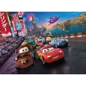 Fotomural Disney Cars Race