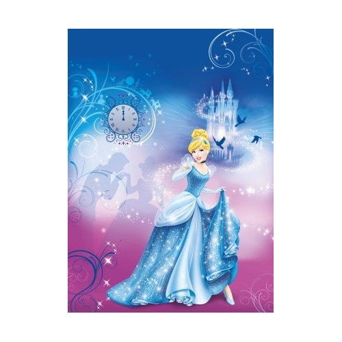 Fotomural Disney Cinderella's Night
