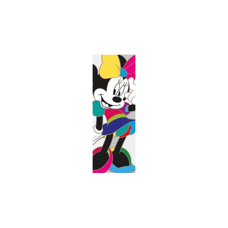 Fotomural Disney Minnie Colorful