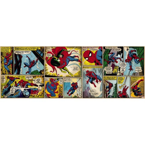 Fotomural Marvel Comic Spider-man