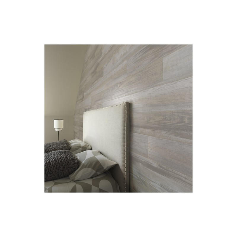 Gama Element Wood Datcha gris (Paquete 3,33m2)