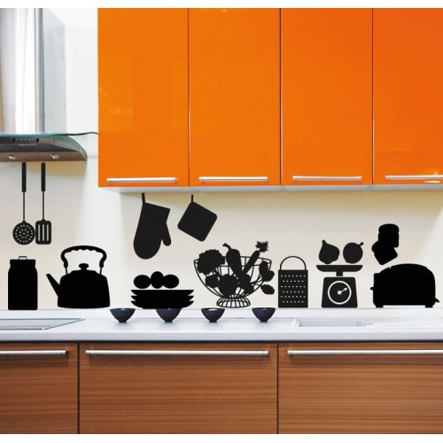 Sticker Myvinilo Kitchen Deco